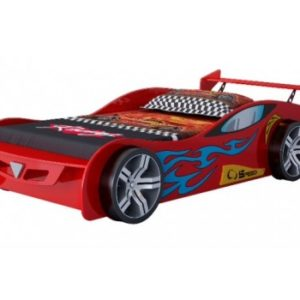 Z1 Red Racer Car Bed
