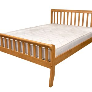 Oak Milan Bed